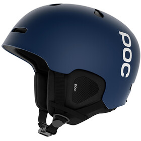 POC Auric Cut Helm lead blue